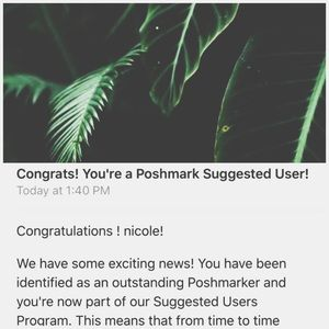 I'M A •SUGGESTED•USER